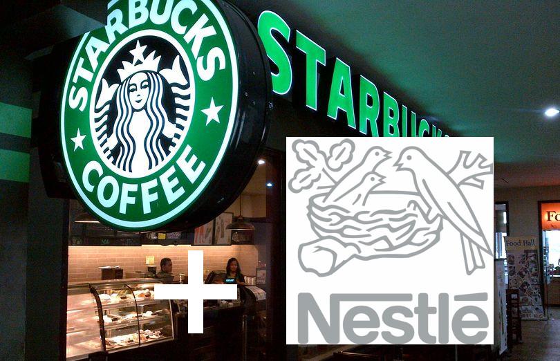 Старбакс + Нестле