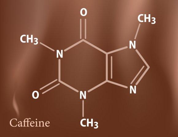 Содержание кофеина в напитках таблица