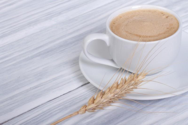 Ячменный кофе растворимый